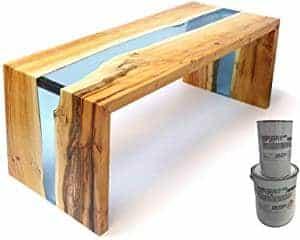 Resina Epoxica o Porcelanato Liquido; es el mejor complemento que puedes tener para rrecubrimientos de todo tipo de pisos, mesas de madera y resiart tu imaginacion es el limite